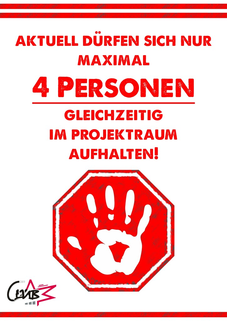 Copy of Stopp-4PersonenProjektraum